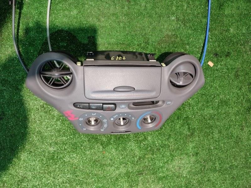 Блок управления климат-контролем Toyota Platz NCP16 2NZ-FE