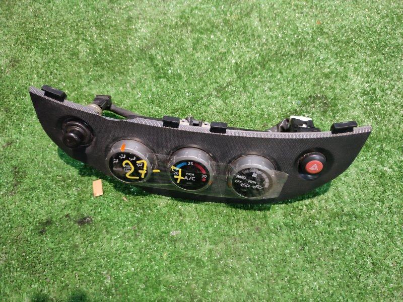 Блок управления климат-контролем Nissan Serena TNC24 QR20DE