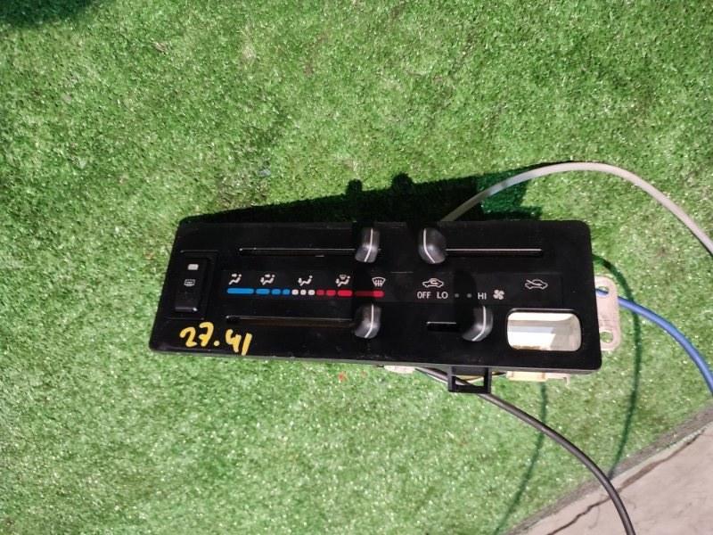 Блок управления климат-контролем Toyota Townace CR52V 3C-E