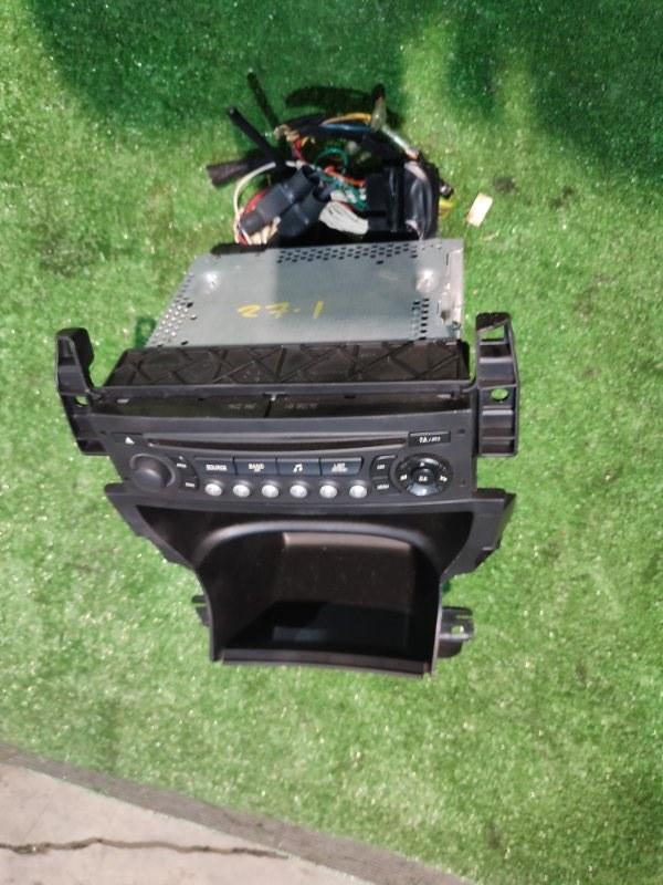 Магнитола Citroen Ds3 1.6 THP 16V 150 (B0FAW) 2010