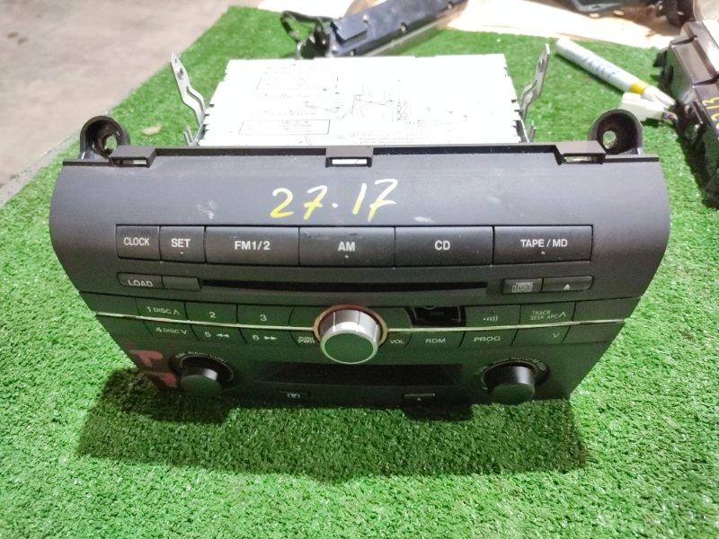 Магнитола Mazda Axela BKEP LF
