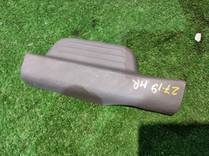 Накладка порога Toyota Platz NCP16 2NZ-FE задняя правая