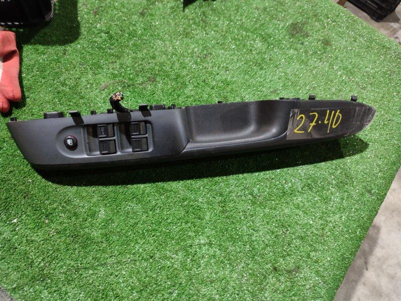 Блок управления стеклоподъемниками Honda Fit GD3 L15A