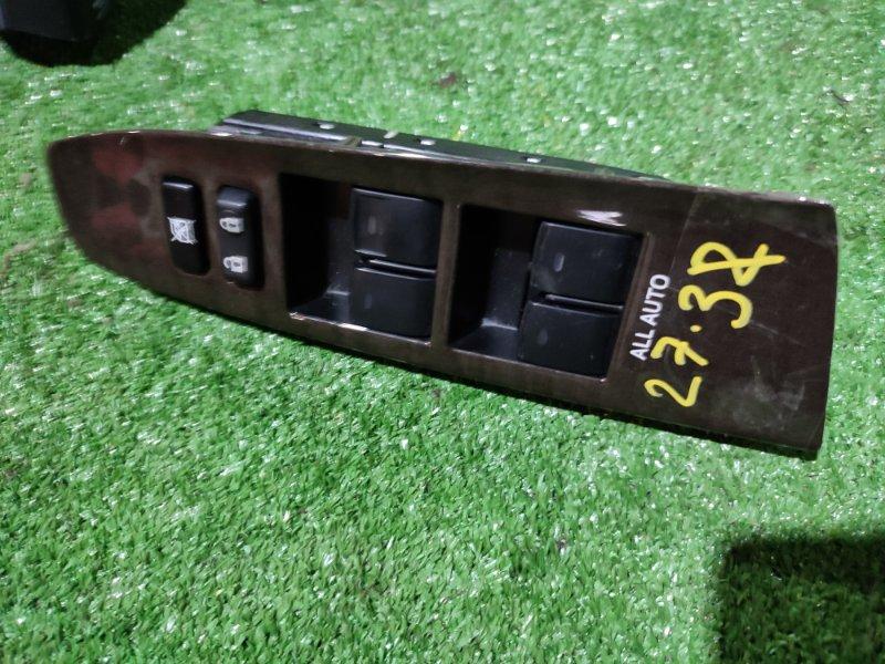 Блок управления стеклоподъемниками Toyota Mark X GRX135 4GR-FSE