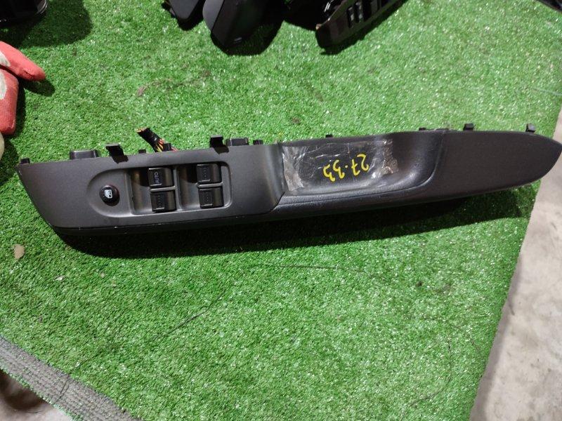 Блок управления стеклоподъемниками Honda Fit GD1 L13A