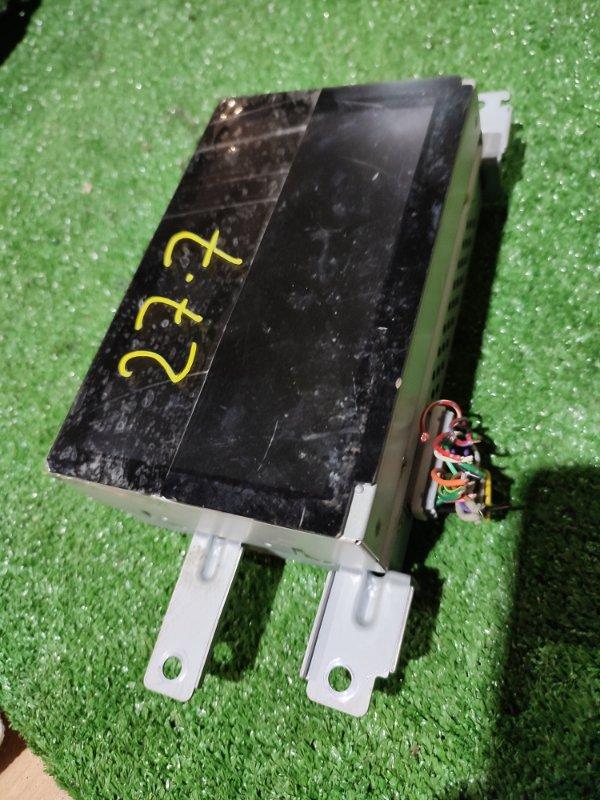 Монитор Nissan Serena TNC24 QR20DE
