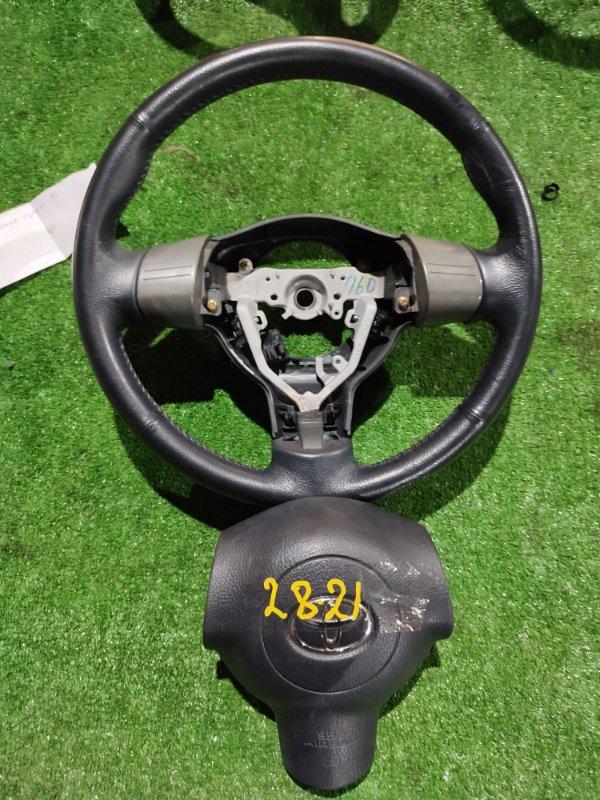Руль Toyota Wish ZNE14G 1ZZ-FE