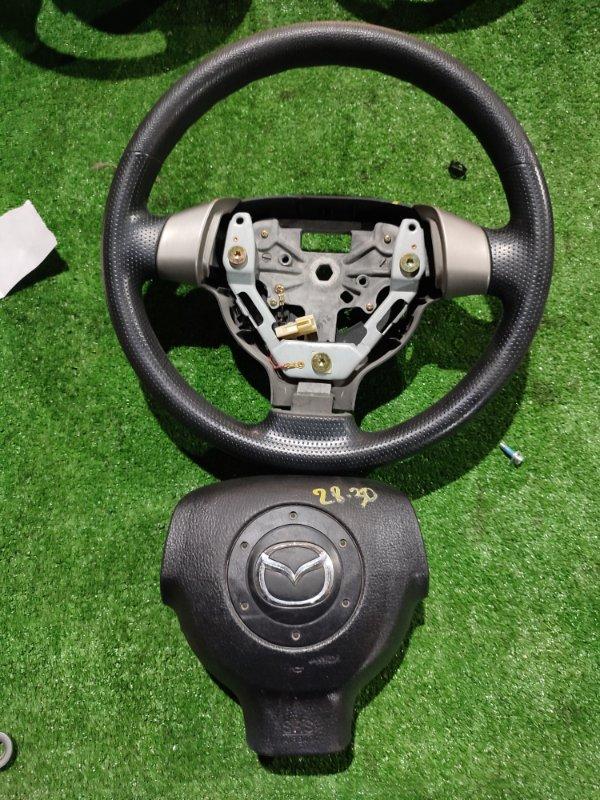 Руль Mazda Verisa DC5W ZY-VE