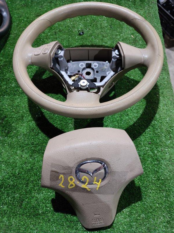 Руль Mazda Mpv LW3W L3