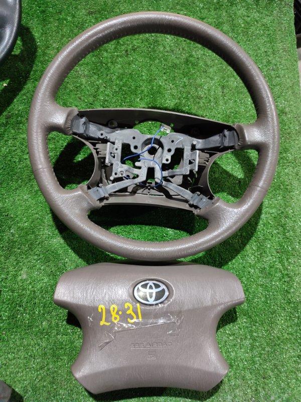 Руль Toyota Vista AZV50 1AZ-FSE