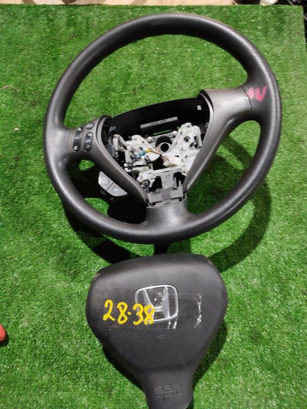 Руль Honda Airwave GJ1 L15A