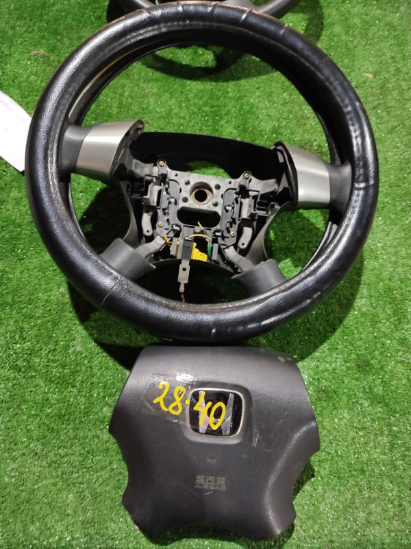 Руль Honda Stepwgn RF3 K20A