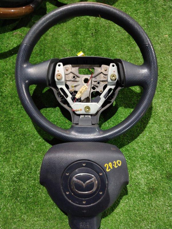 Руль Mazda Demio DY3R ZJ-VE