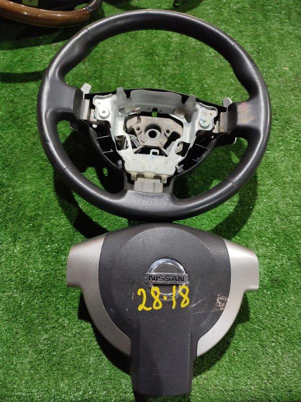 Руль Nissan Lafesta B30 MR20DE