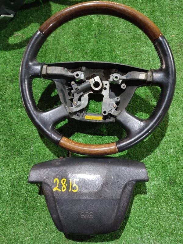 Руль Mitsubishi Dingo CQ2A 4G15