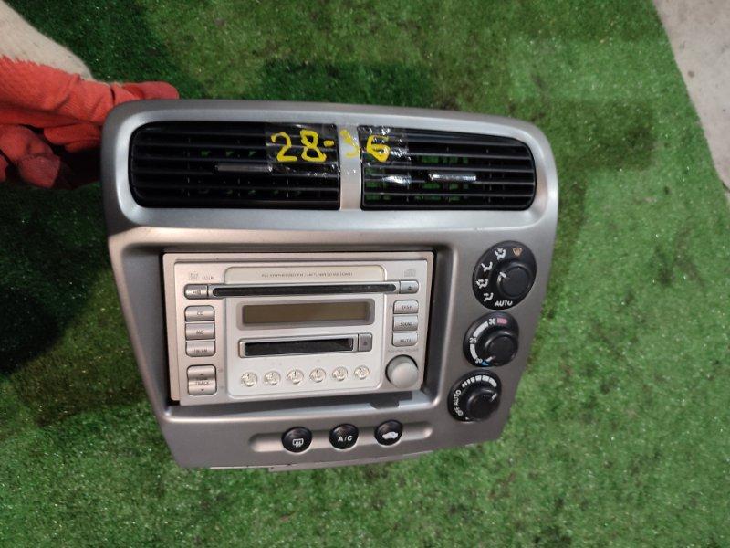 Блок управления климат-контролем Honda Civic EU3 D17A