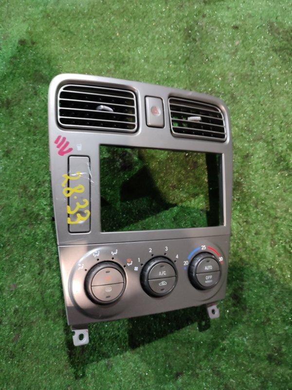 Блок управления климат-контролем Subaru Forester SG5 EJ202