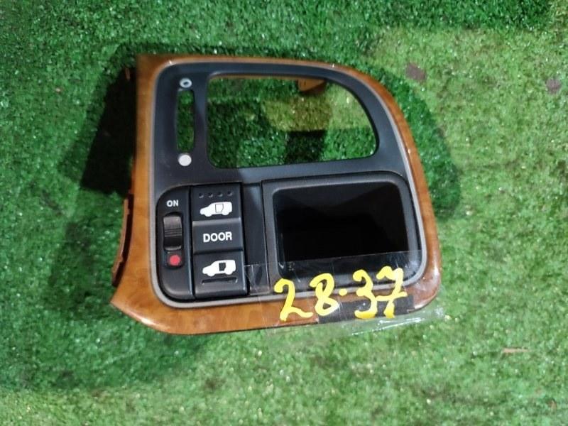 Блок управления дверьми Honda Stepwgn RF3 K20A