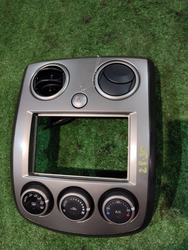 Блок управления климат-контролем Mazda Verisa DC5W ZY-VE