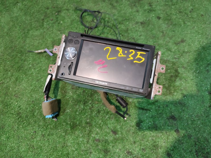 Магнитола Honda Stepwgn RF3 K20A