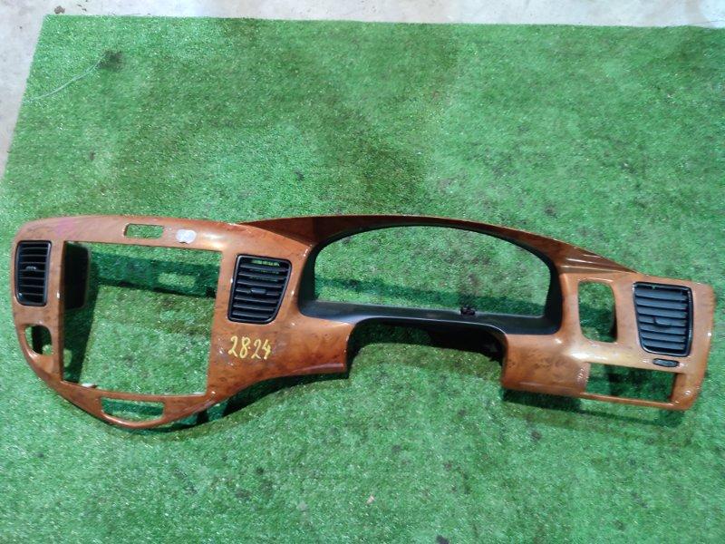 Накладка на щиток приборов Mazda Mpv LW3W L3
