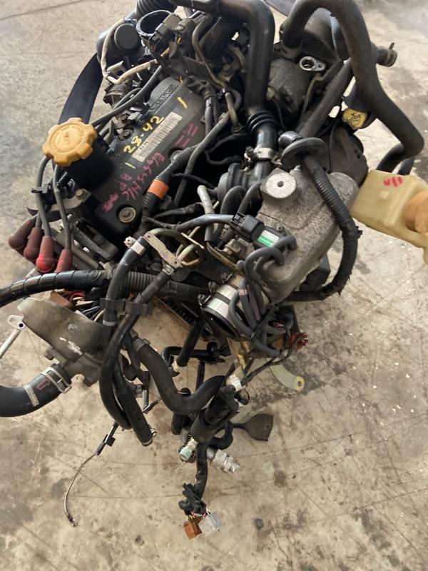 Проводка двигателя Subaru Pleo RA2 EN07