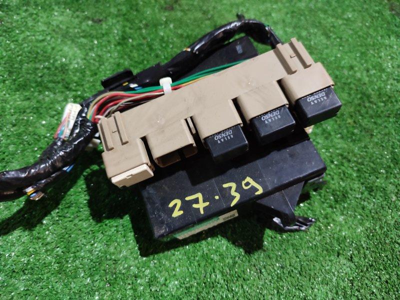 Блок реле и предохранителей Subaru Legacy BM9 EJ20