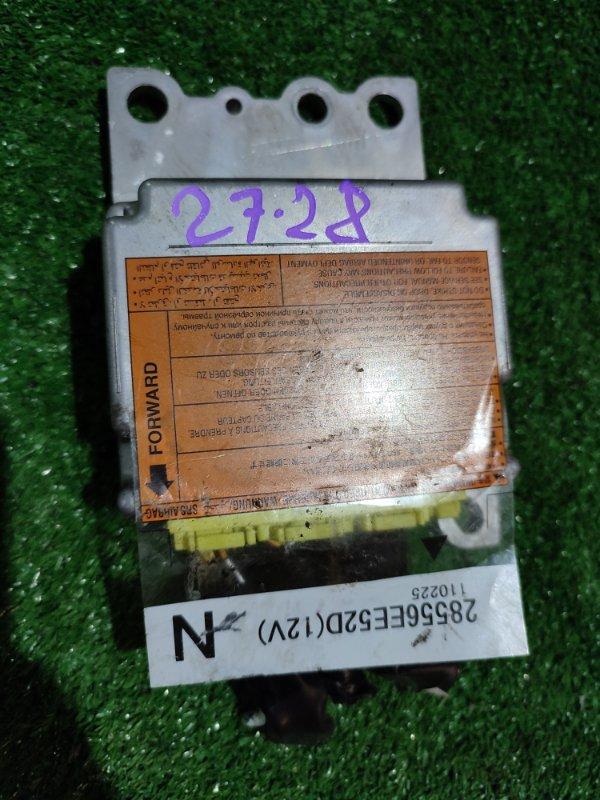 Блок управления airbag Nissan Tiida SC11 HR15DE