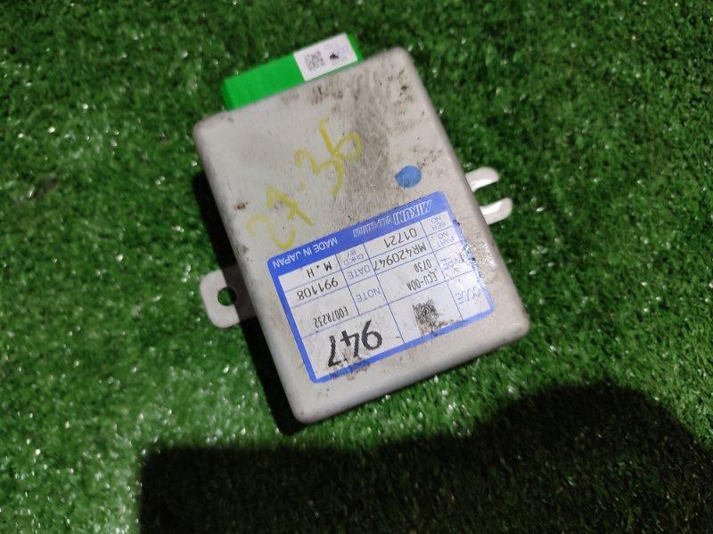Блок управления дроссельной заслонкой Mitsubishi Chariot Grandis N94W 4G64