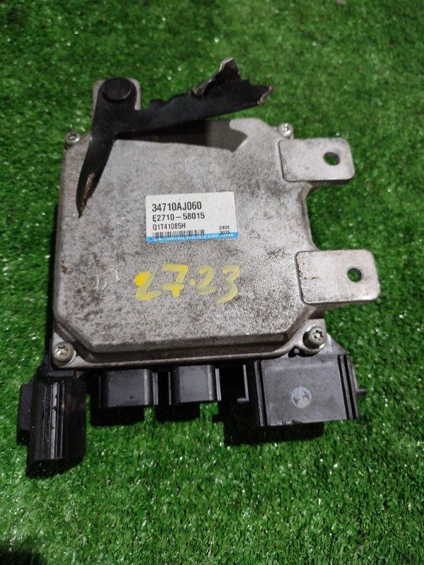 Блок управления двс Subaru Legacy BRG EJ20