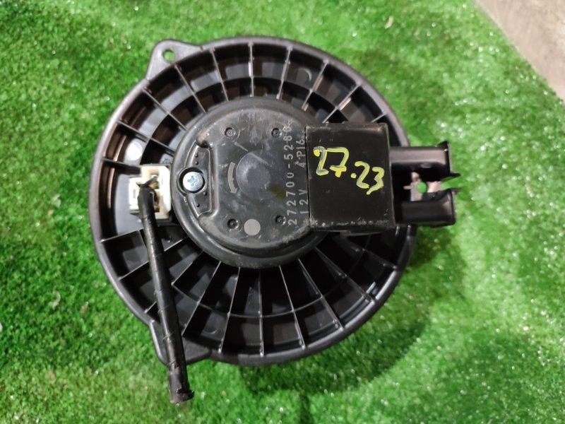 Вентилятор печки Subaru Legacy BRG EJ20