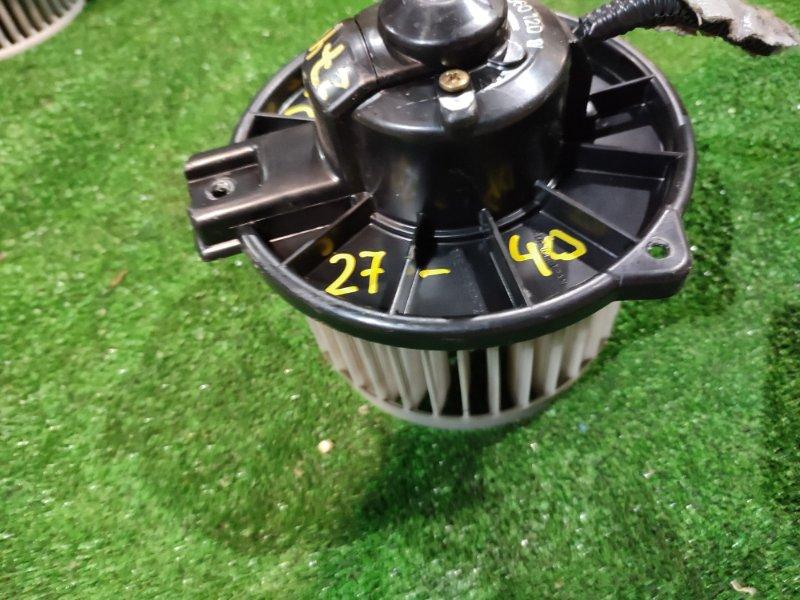 Вентилятор печки Honda Fit GD3 L15A