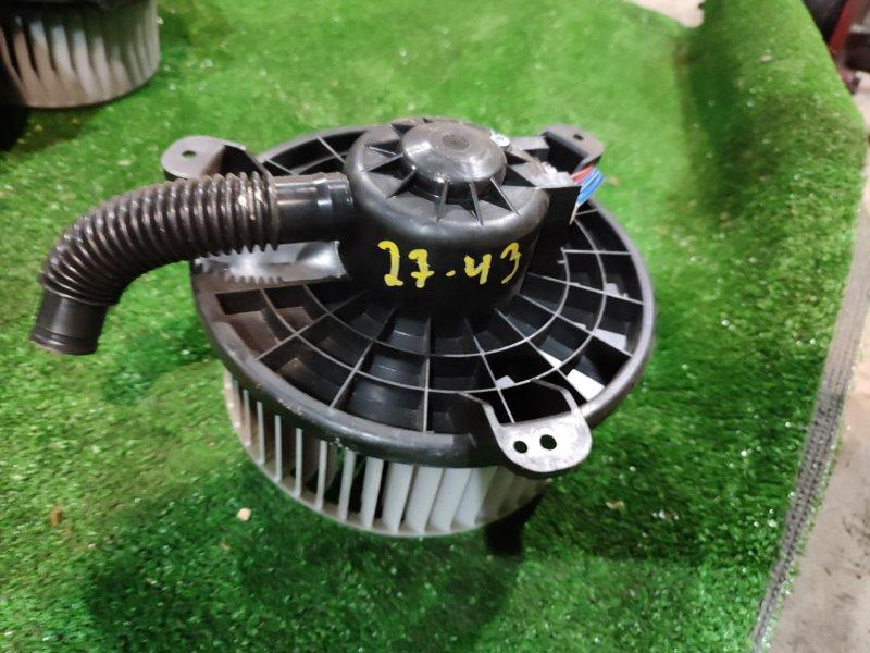 Вентилятор печки Suzuki Kizashi RF91 J24B