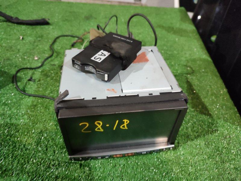 Магнитола Nissan Lafesta B30 MR20DE