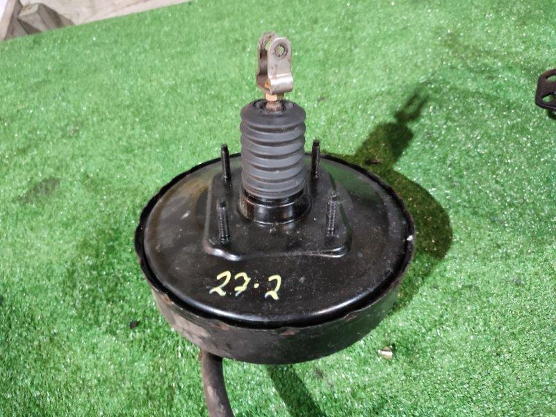 Вакуумный усилитель тормоза и сцепления Toyota Opa ZCT10 1ZZ-FE