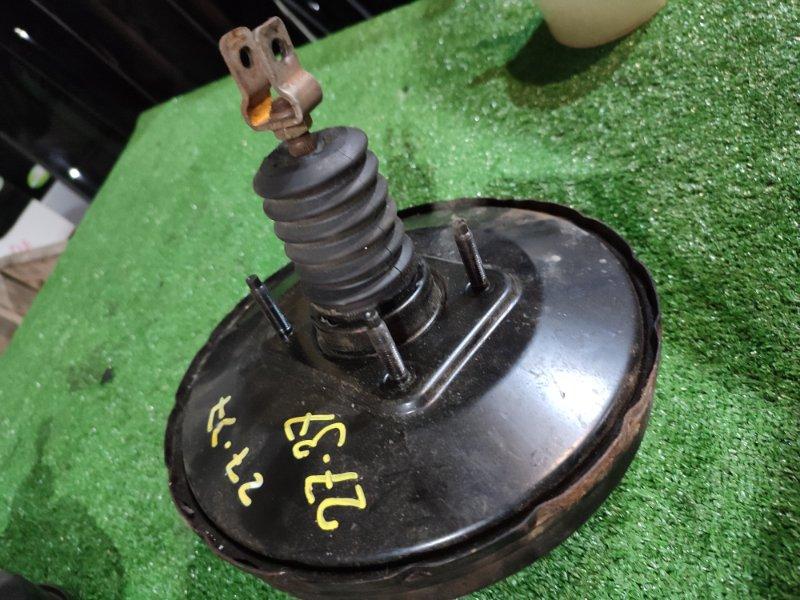 Вакуумный усилитель тормоза и сцепления Toyota Platz NCP16 2NZ-FE