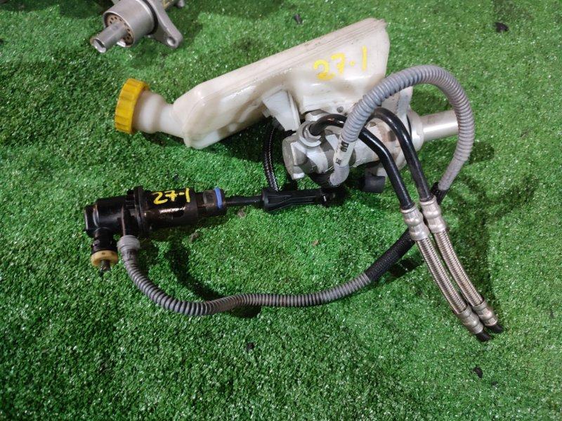 Главный тормозной цилиндр Citroen Ds3 1.6 THP 16V 150 (B0FAW) 2010