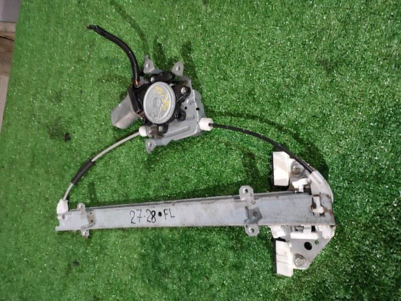 Стеклоподъемник Nissan Tiida SC11 HR15DE передний левый