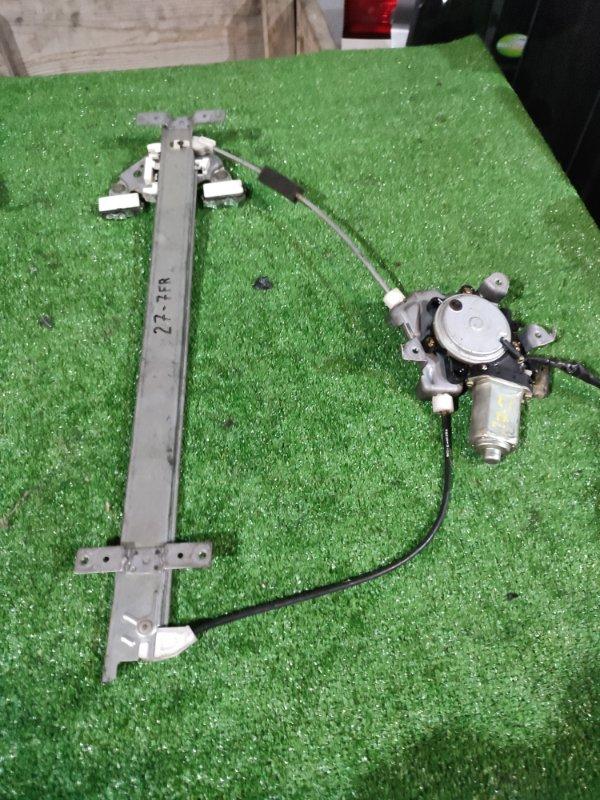 Стеклоподъемник Nissan Serena TNC24 QR20DE передний правый