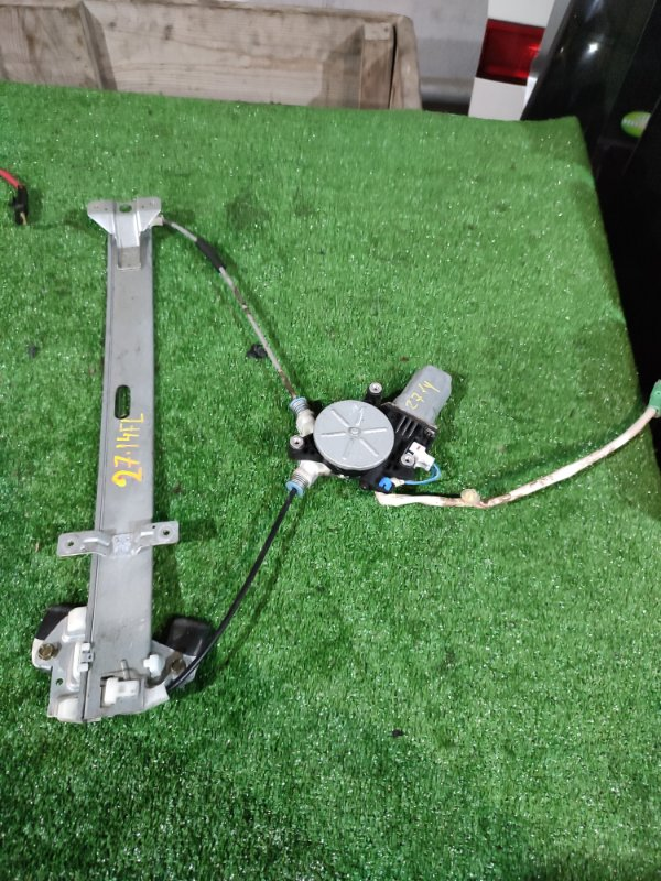 Стеклоподъемник Honda Fit GD2 L13A передний левый