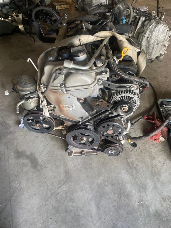 Двигатель Toyota Porte NNP10 2NZ-FE