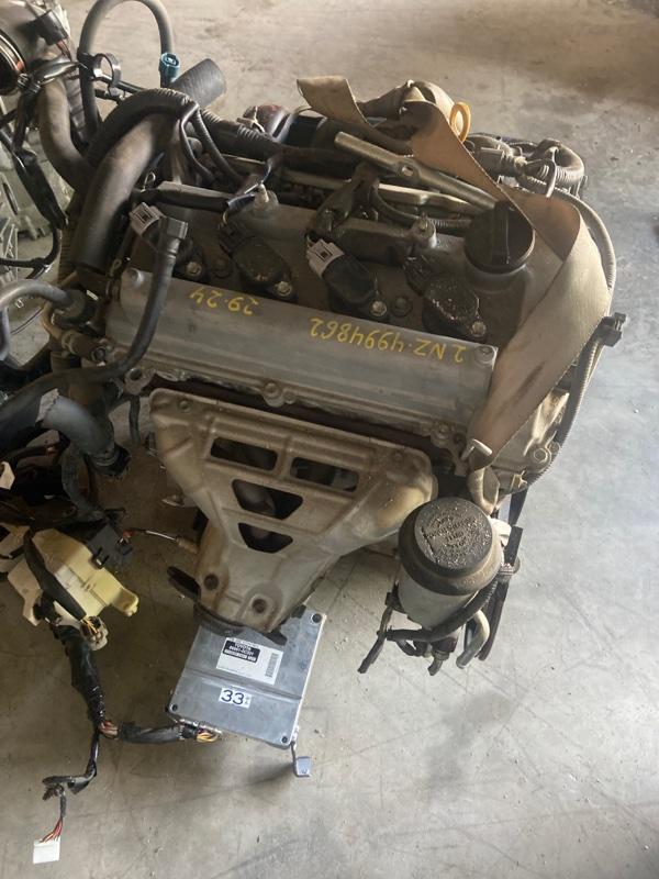 Проводка двигателя Toyota Porte NNP10 2NZ-FE