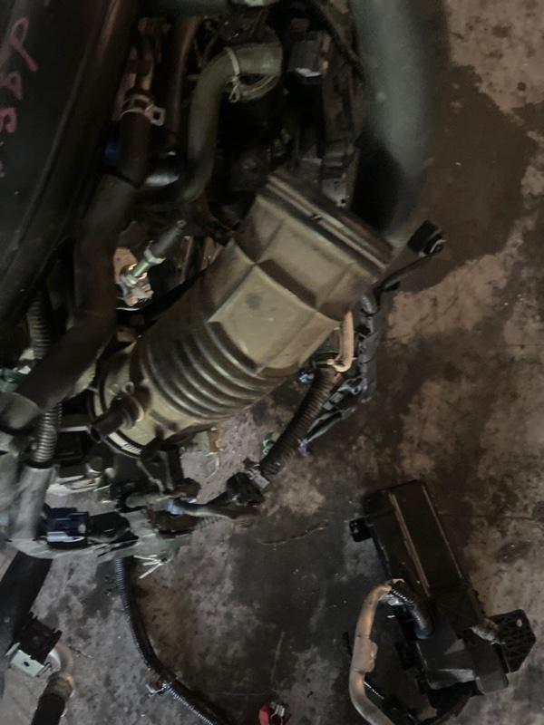 Патрубок воздушного фильтра Honda Odyssey RB1 K24A