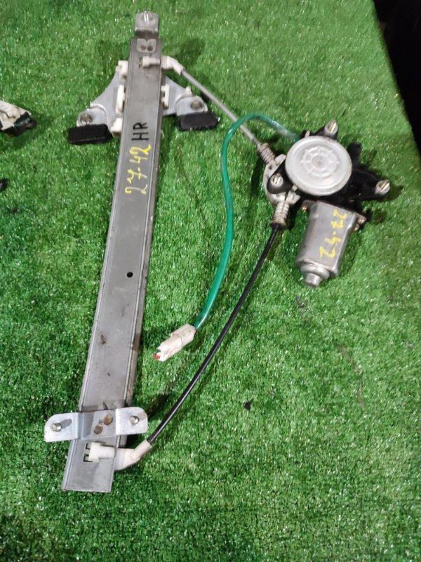 Стеклоподъемник Toyota Camry SV41 3S-FE задний правый