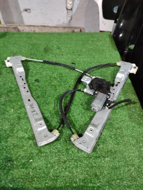 Стеклоподъемник Citroen Ds3 1.6 THP 16V 150 (B0FAW) 2010 передний левый