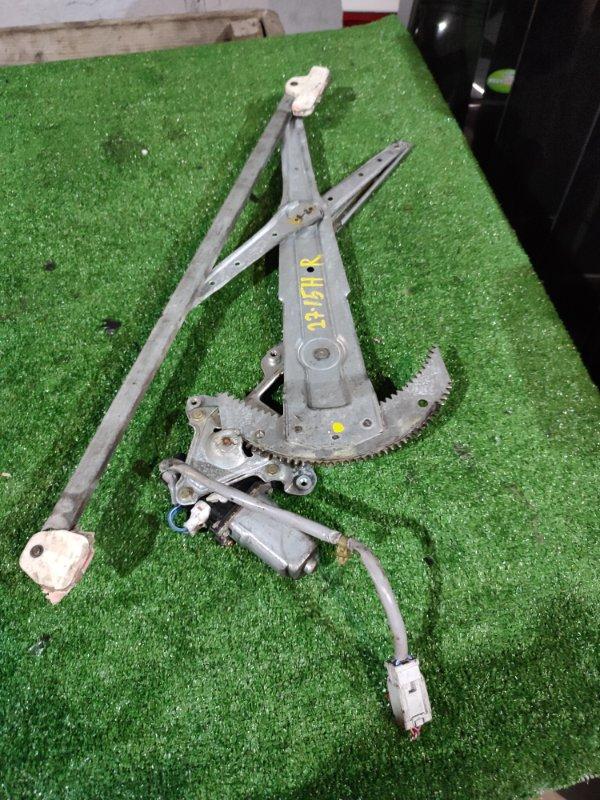 Стеклоподъемник Honda Stepwgn RF3 K20A задний правый