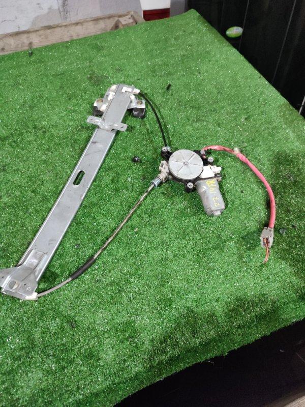 Стеклоподъемник Honda Fit GD2 L13A передний правый