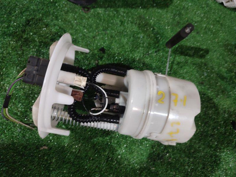 Насос топливный Citroen Ds3 1.6 THP 16V 150 (B0FAW) 2010