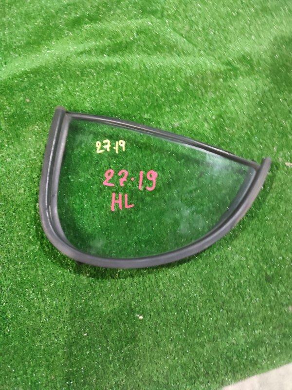 Форточка дверная Toyota Platz NCP16 2NZ-FE задняя левая