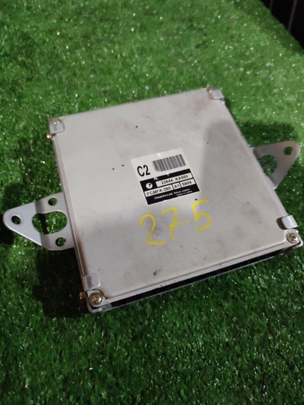 Блок управления двс Subaru Impreza GG3 EJ152